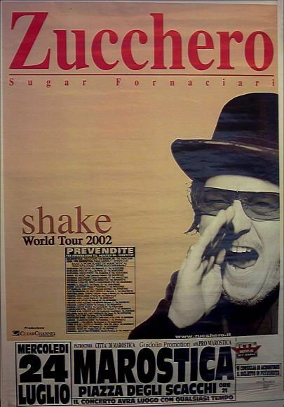 Shake World Tour