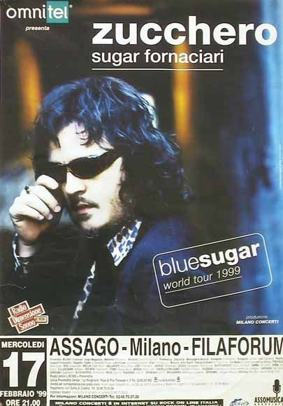 Bluesugar World Tour