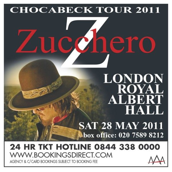 Chocabeck World Tour