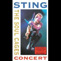 STING<br>The Soul Cages Concert