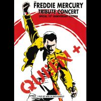 QUEEN<br>The Freddie Mercury<br>Tribute Concert<br>Special 10th Anniversary Edition