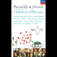 LUCIANO PAVAROTTI<br>Pavarotti & Friends Together<br>For The Children Of Bosnia