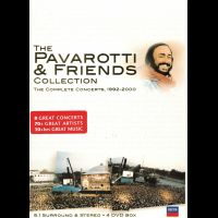 LUCIANO PAVAROTTI<br>Pavarotti & Friends Collections<br>The Complete Concerts, 1992-2000