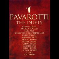 LUCIANO PAVAROTTI<br>The Duets
