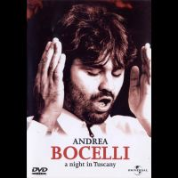 ANDREA BOCELLI<br>A Night In Tuscany